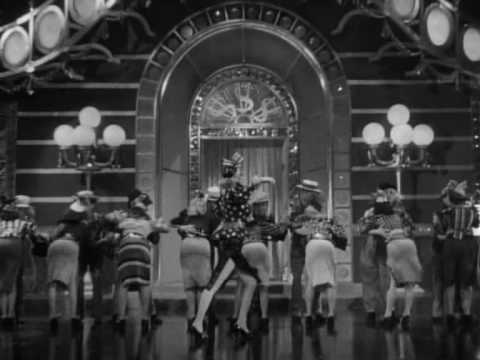The Ritz Brothers parody Alice Faye in 1937