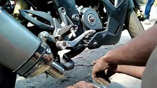 Best Exhaust For Pulsar 200RS || Market Copy Of Akrapovic Exhaust || Exhaust Note || Modified RS200