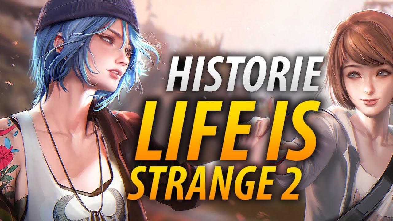 Life is Strange 2 – Zapowiedź i Historie twórców