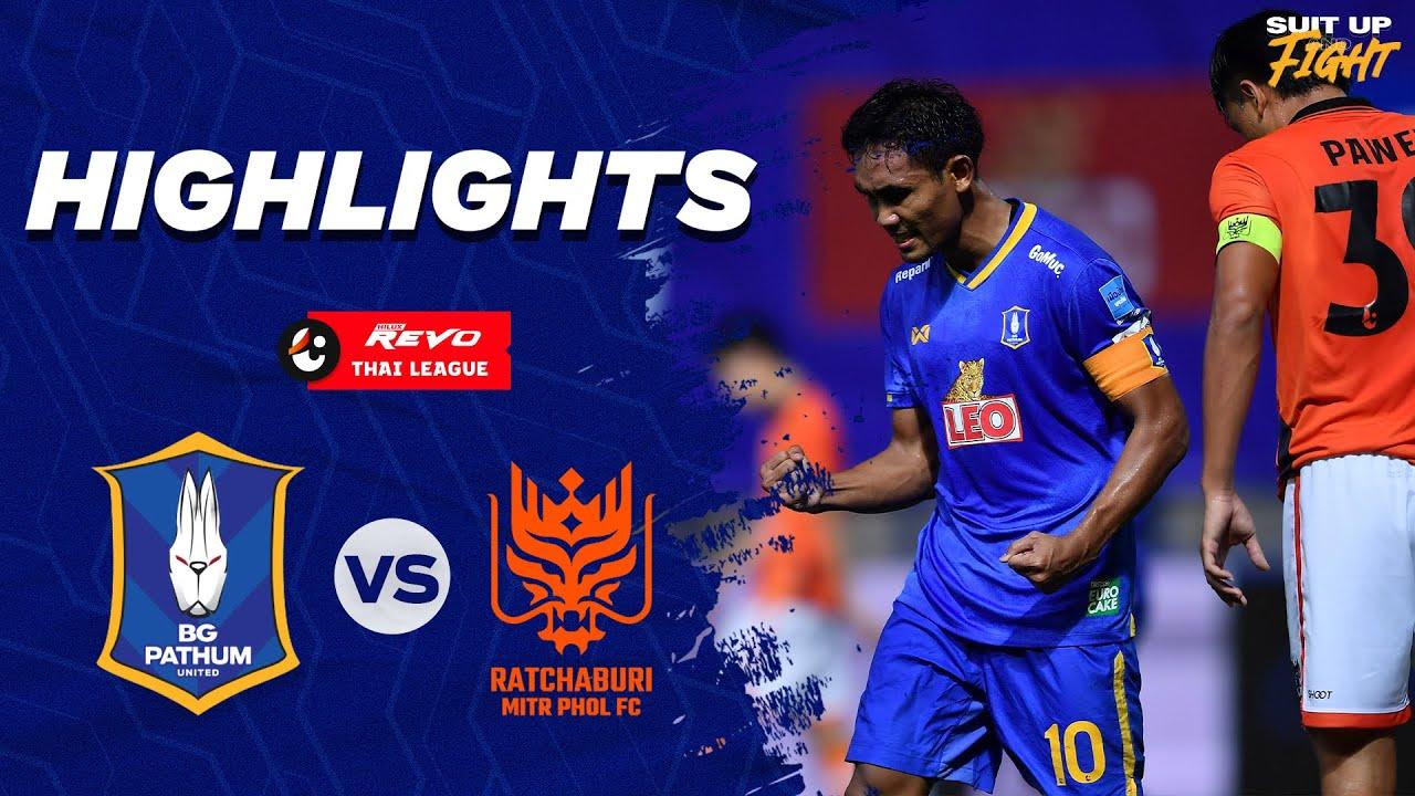 Download HIGHLIGHTS : THAILEAGUE 2021/22 : MATCH 2 : BGPU 2-0 RBMFC