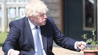 video: Boris Johnson to push ahead with reopening despite rise in Indian variant cases
