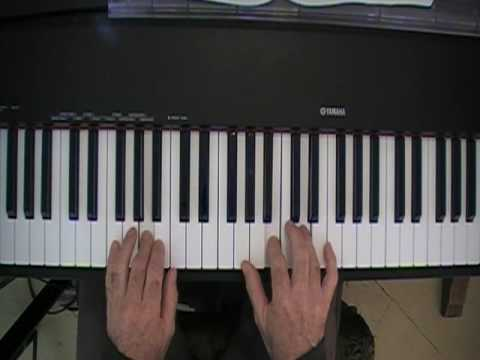 Deacon Blues Steely Dan Piano Part 2 Tutorial How to Play