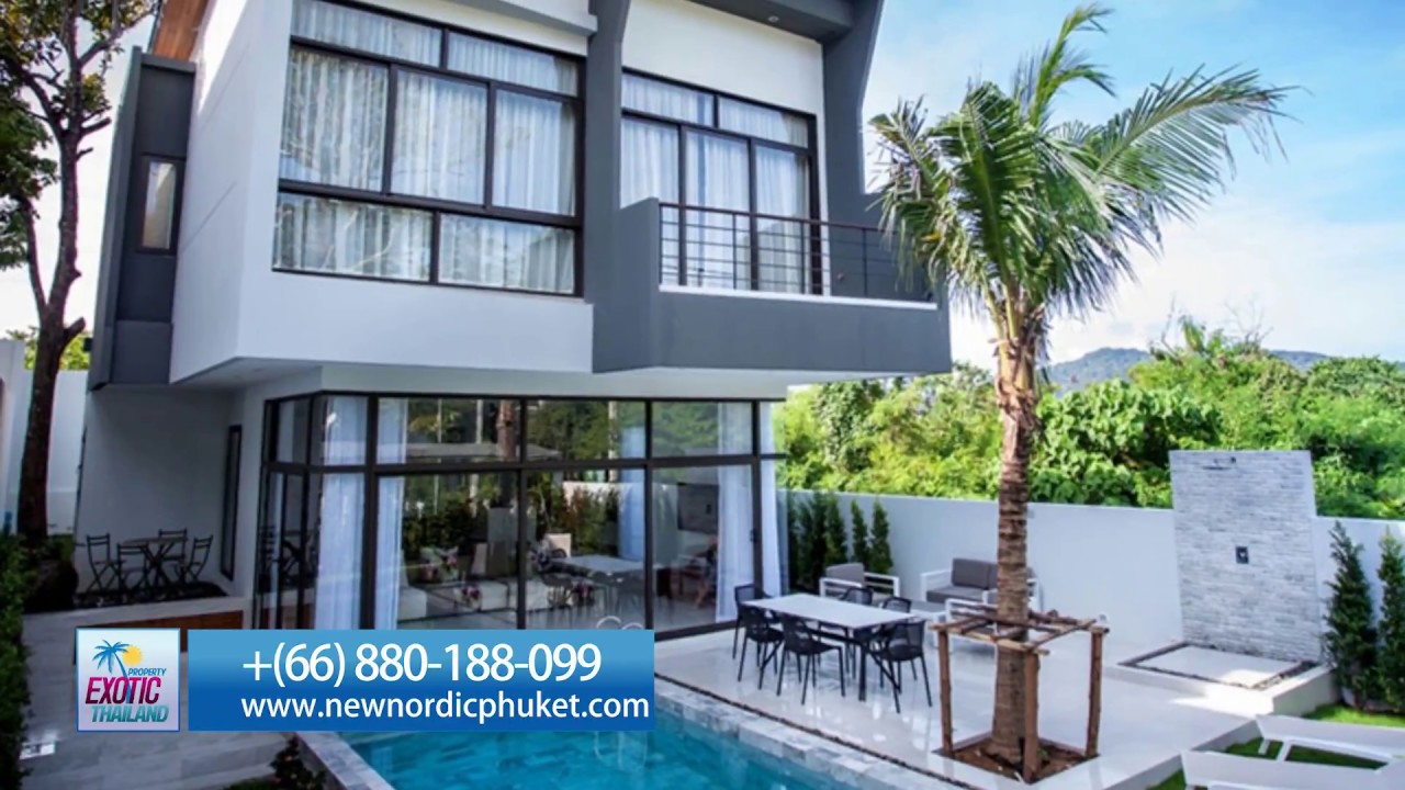 Phuket Villas For Sale In Thailand