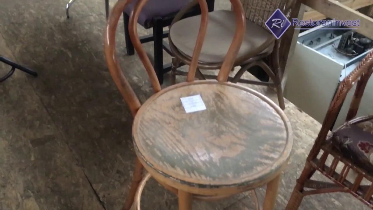 Стул барный хокер Порто. Обзор стула для бара от Стол и Стул - YouTube