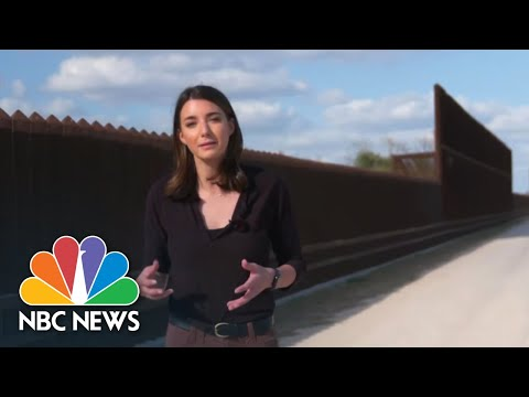 Pentagon To Shift $3.8 Billion To Build Border Wall | NBC News NOW
