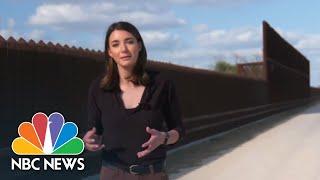 Pentagon To Shift $3.8 Billion To Build Border Wall | NBC News NOW