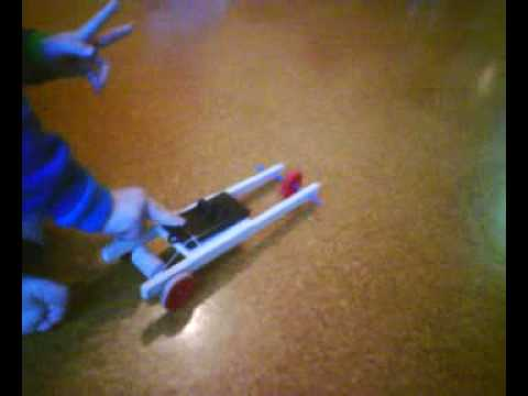 how to make a mouse trap racer