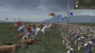 Battle Of Stirling - Medieval 2 Total War