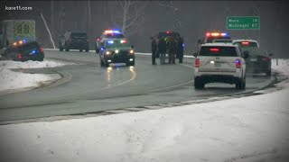 BCA investigating after officers shoot, kill carjacking suspect in Isanti County