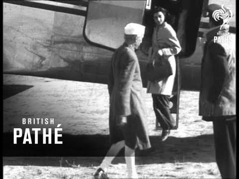 Nehru In Kashmir (1947)