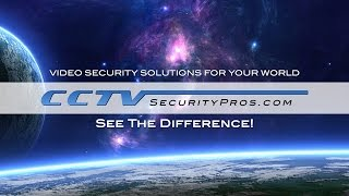 Security Cameras & Systems From The Top CCTV Supplier
