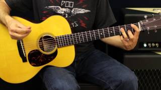 Shake It Out By Florence And The Machine - How To Play - Acoustic Guitar Lesson