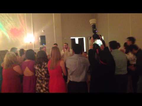 Kassey and Jake Gibbs wedding.  Sept 20, 2014.  #gibbsgotasteele.  OSU