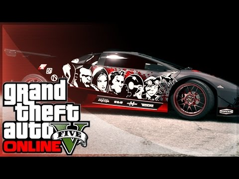 Gta 5 Custom Decals