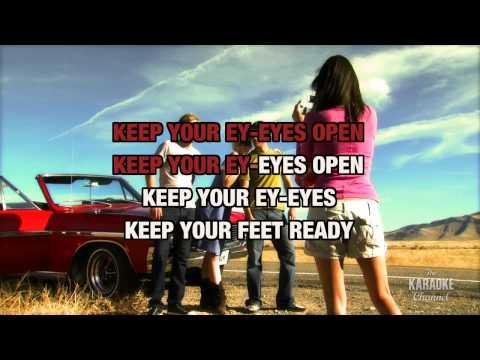 Eyes Open : Taylor Swift   Karaoke With Lyrics