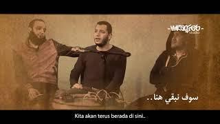Nasyid Terbaik menyentuh hati ❗ Lirik Saufa Nabqa Huna - Rami Mohammed,