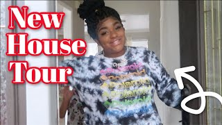 HOMELESS MOM OF 9 FINDS A HOME!   UNFURNISHED NEW HOUSE TOUR   VEDA DAY 11