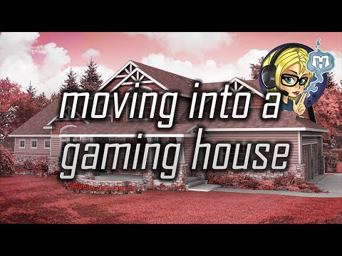 Living In A Gaming House