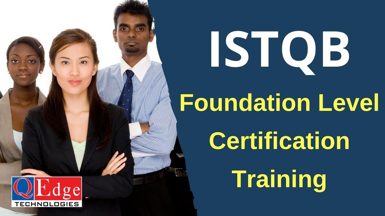 Istqb foundation level training istqb certification course istqb foundation level training istqb certification course qedgetech xflitez Images
