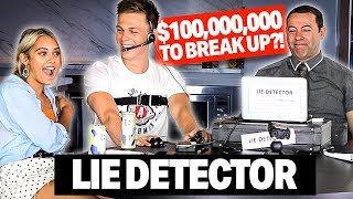 LIE DETECTOR TEST WITH MY GIRLFRIEND