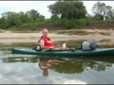 Brazos River 123 mile kayak trip.mpg