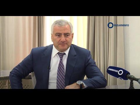 Полная версия интервью Самвела Карапетяна: все вокруг Армении