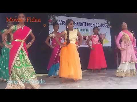 Fidaa Vachinde song with lyrics