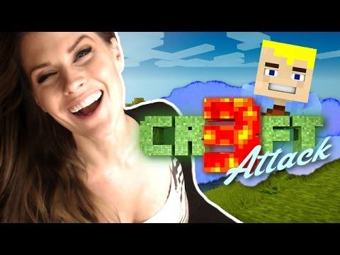 Craft Attack 3 Facecam Spark Schlägt Frauen Let S Play Minecraft Youtube