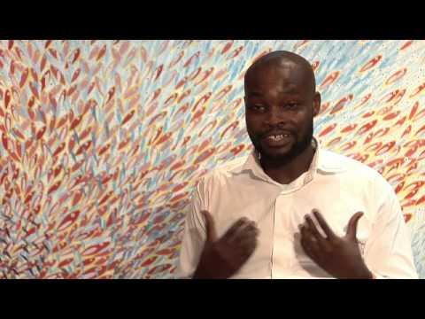 Kobina Nyarko - The Black Stars of Ghana - Art District