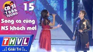 THVL | Ca Sĩ Thần Tượng - Tập 15[5]: Nơi Tình Yêu Bắt Đầu - Đan Trang, Ca Sĩ Minh Sang