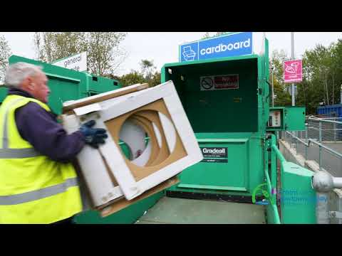 #iRecycleRight Household Recycling Centre