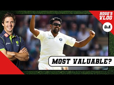 ASHWIN the most IMPORTANT player in England SERIES? | #AskHoggy | Cricket Q&A