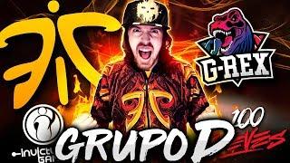 NO ME DESPIERTEN DE ESTE SUEÑO!! Resumen GRUPO D (FNC, IG, GRX y 100T) Worlds 2018