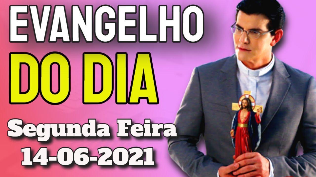 14/06 Evangelho do Dia Com Padre Reginaldo Manzotti | Mateus 5,38-42 | Segunda Feira