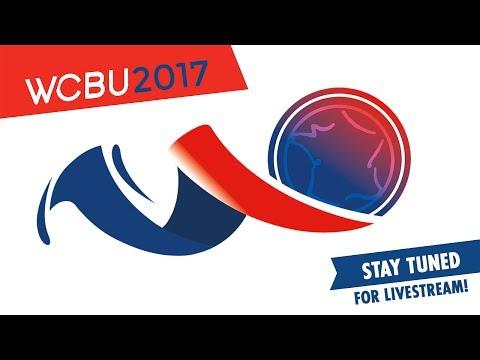 USA vs Great Britain Men's Gold Medal Game - WCBU2017 Arena Field