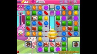 Candy Crush Saga - Level 1583 (3 star, No boosters)