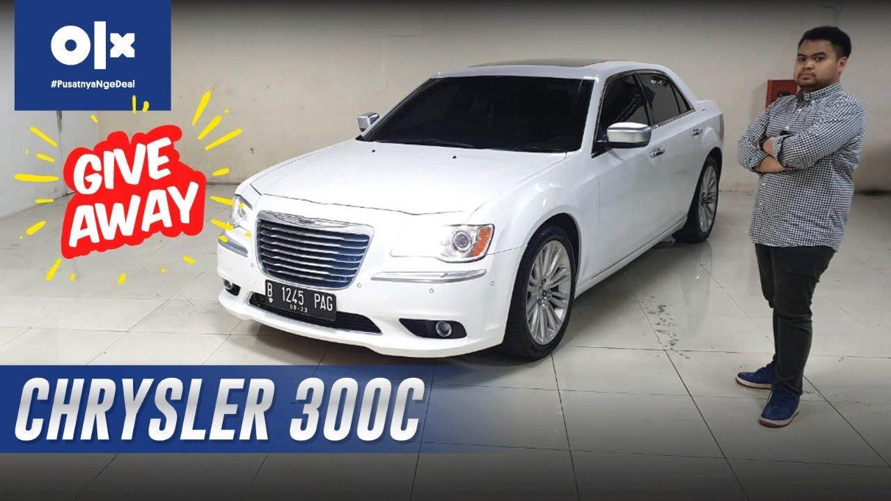 Pernah Jadi Mobil Konglomerat, Ternyata Seperti Ini Tampilan Chrysler 300C