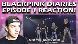 Blackpink 39 BLACKPINK DIARIES 39 EP.1 REACTION.mp3