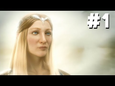 """Moldoveanu` Joaca:Shadow of War Blade of Galadriel #1 """"Inapoi in Middle-earth"""""""
