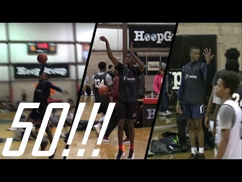 Scottie Lewis & Bryan Antoine GO OFF FOR 50!! DIFFERENT!!!!!