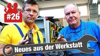 Rentner-Kupplung hält immer nur 4000 km & Audi-Turbolader ausgeschlagen | Neues aus der Werkstatt 26