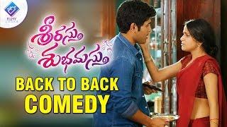 Srirastu Subhamastu Back To Back Comedy   Latest Telugu Movies   Telugu Comedy Scenes