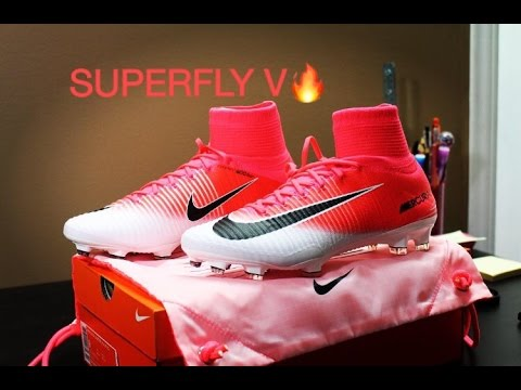 low priced bad33 04ae2 Nike Mercurial Superfly 5 MOTION BLUR - Unboxing!