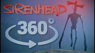 360° Video | Siren Head | VR Horror Experience!