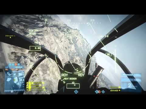 Battlefield 3 - InFused+Ringers vs 1N - Kharg US