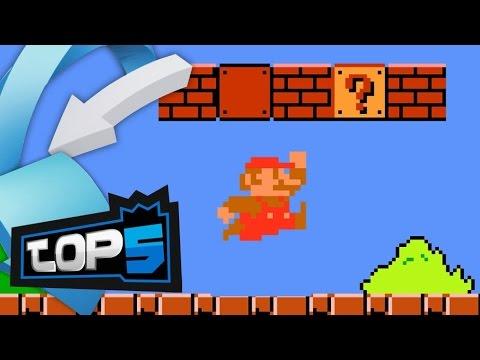 TOP 5: Los videojuegos más vendidos de la historia