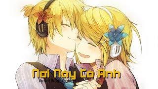 [ Kagamine Rin&Len ] Nơi Này Có Anh - Vocaloid Robotic Version