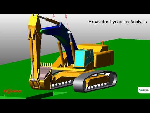 MSC Software Simulation Applications for Machinery Industry