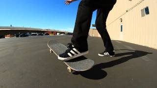 HOW TO OLLIE IMPOSSIBLE THE EASIEST WAY TUTORIAL
