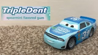 Disney Cars Terry Cargas Triple Dent Commercial